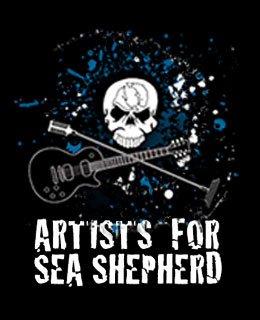 Artists for Sea Shepherd